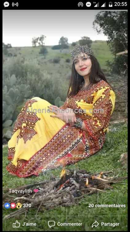 je cherche un homme kabyle pour mariage