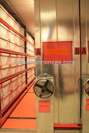 Contrôleur Qualité en archivage