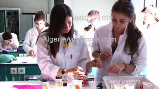 Biologiste en laboratoire