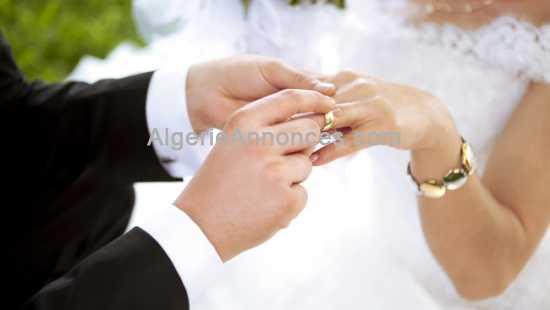 cherche femme de jijel pour mariage)