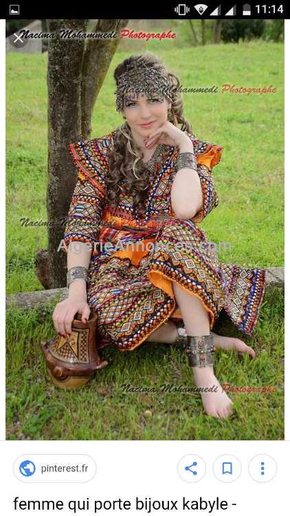 homme kabyle cherche femme