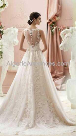 Location de robe blanche bejaia