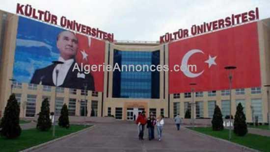 Études en TURQUIE