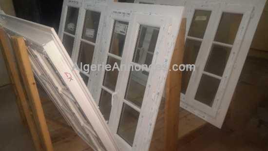 Fen tres pvc double vitrage autres ventes for Fenetre pvc algerie