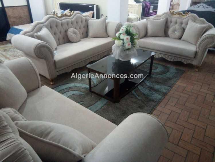 Salon royal de luxe turque : Meubles